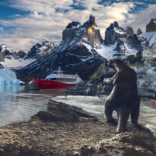 Full Day Navegación Glaciar Grey – Cueva del Milodon – Torres del Paine