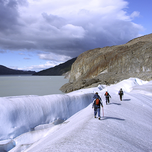 Full Day Caminata en Hielo Glaciar Grey
